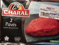 Viande bovine a griller - Produit