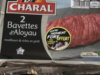 2 bavettes d'aloyau - Product