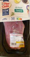 Filet de canard - Produit - fr