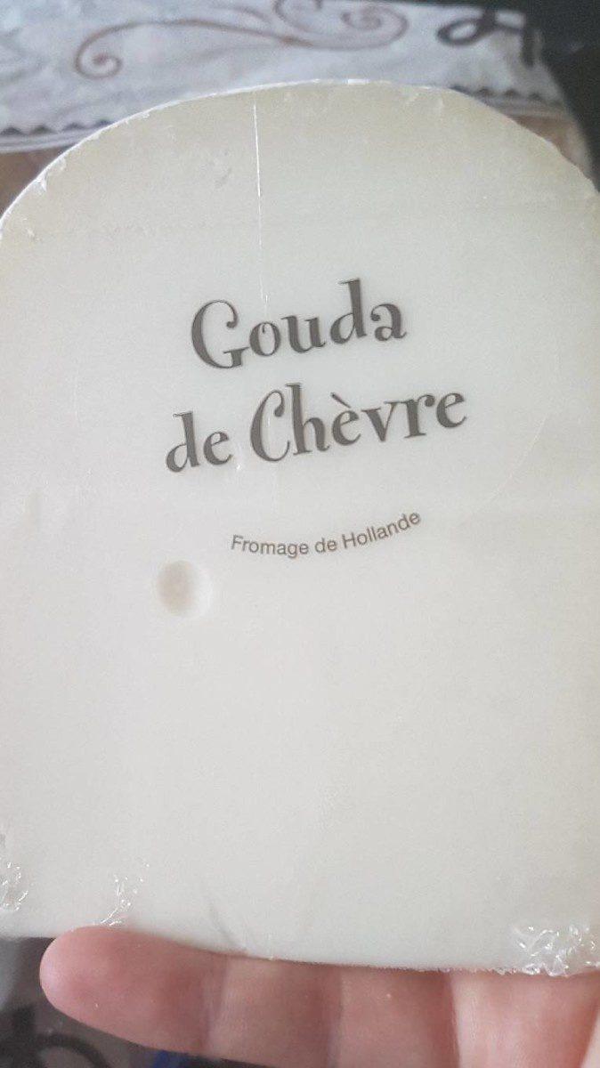 Gouda de chèvre - Produit