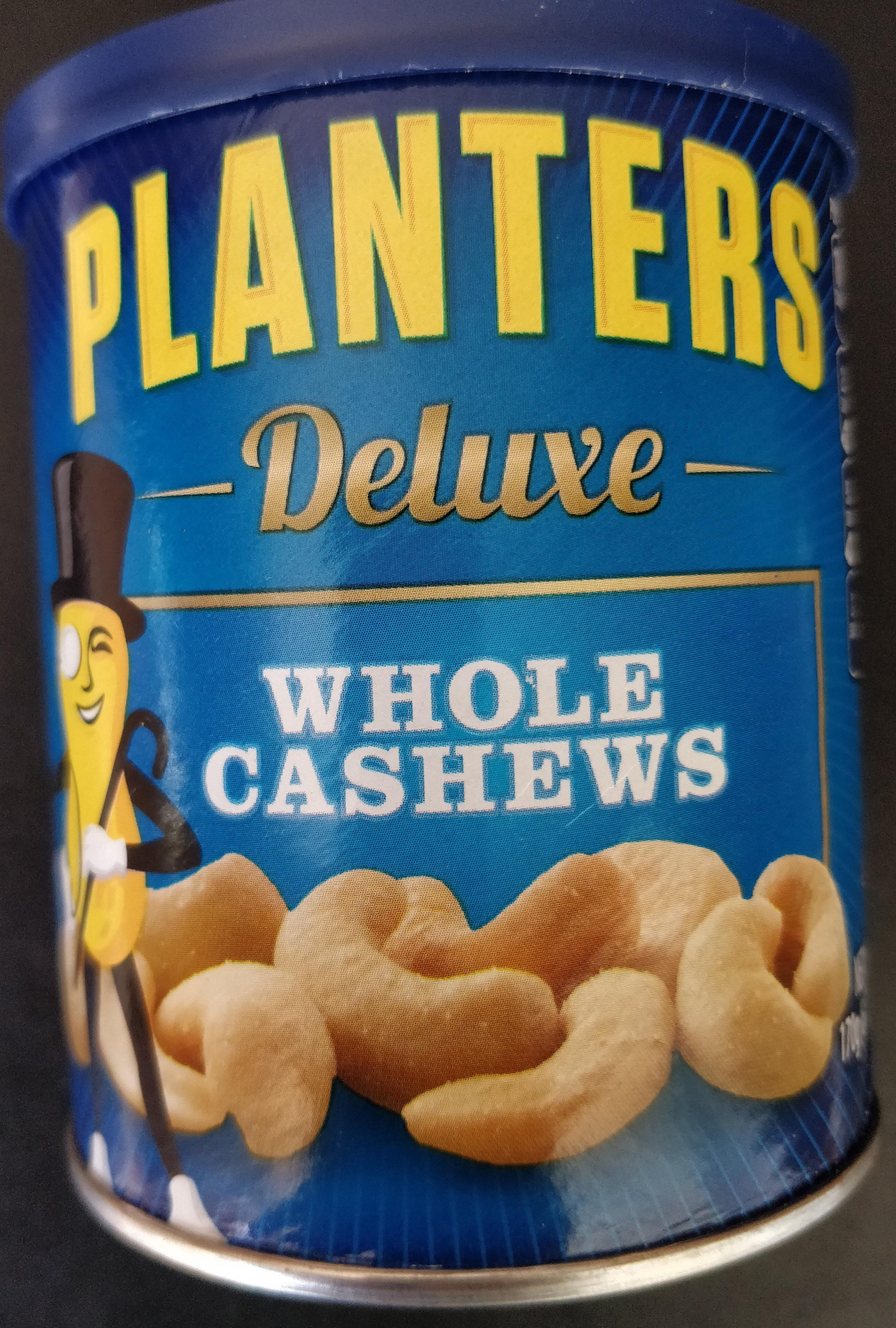 whole cashews - Produit