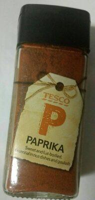Páprika - Product