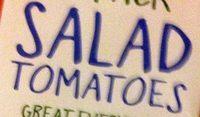 Salad Tomatoes - Ingredients