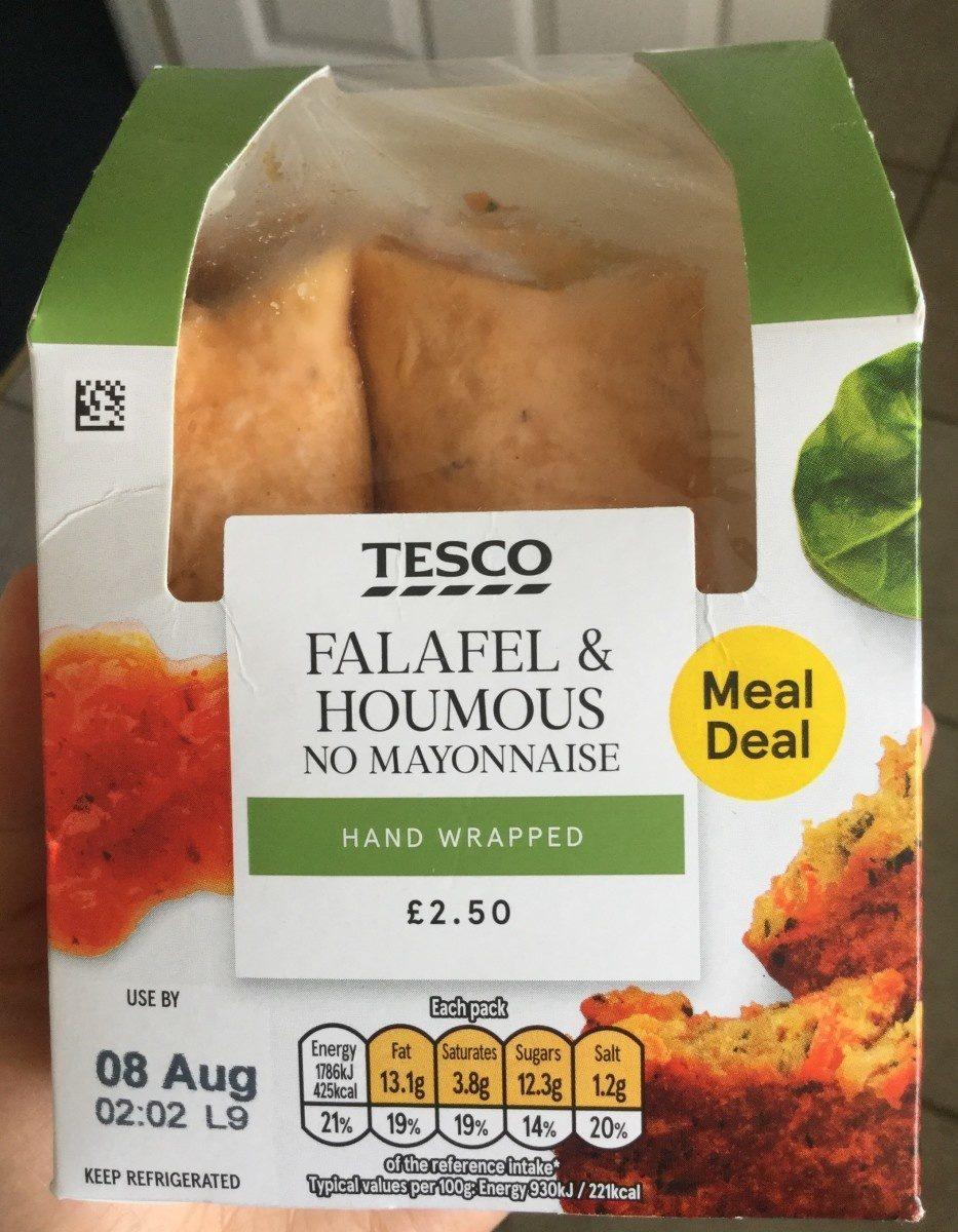 Falafel & houmous - Product - fr