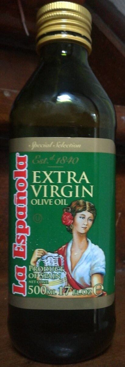 Extra virgin Olive oil - Product - fr