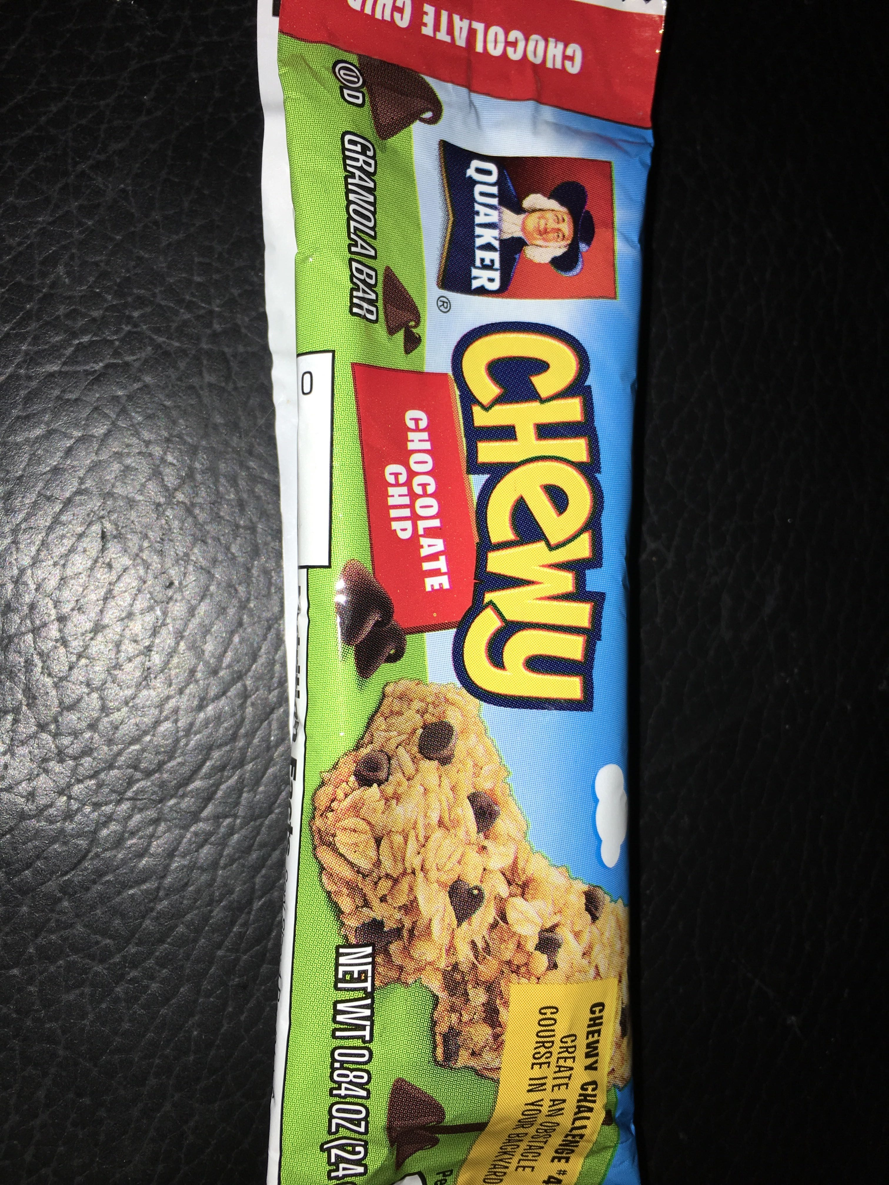 Quaker Chewy Granola Bar Chocolate Chip - Product - en