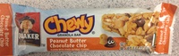 Chewy Peanut Butter  chocolate chip - Produit