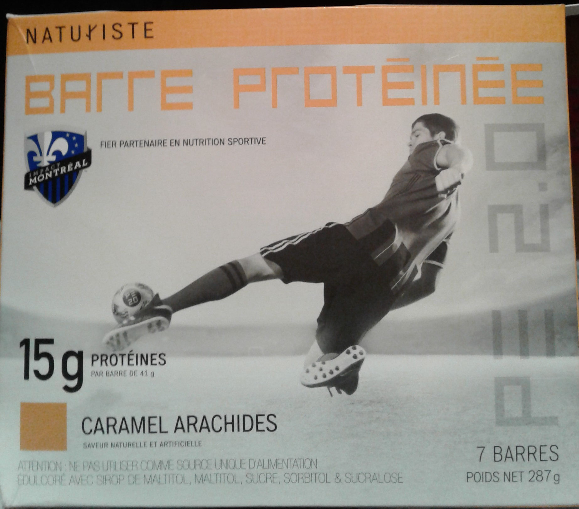 Barre  proteinée - Product - fr