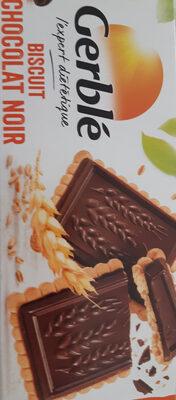 biscuit chocolat noir - Product
