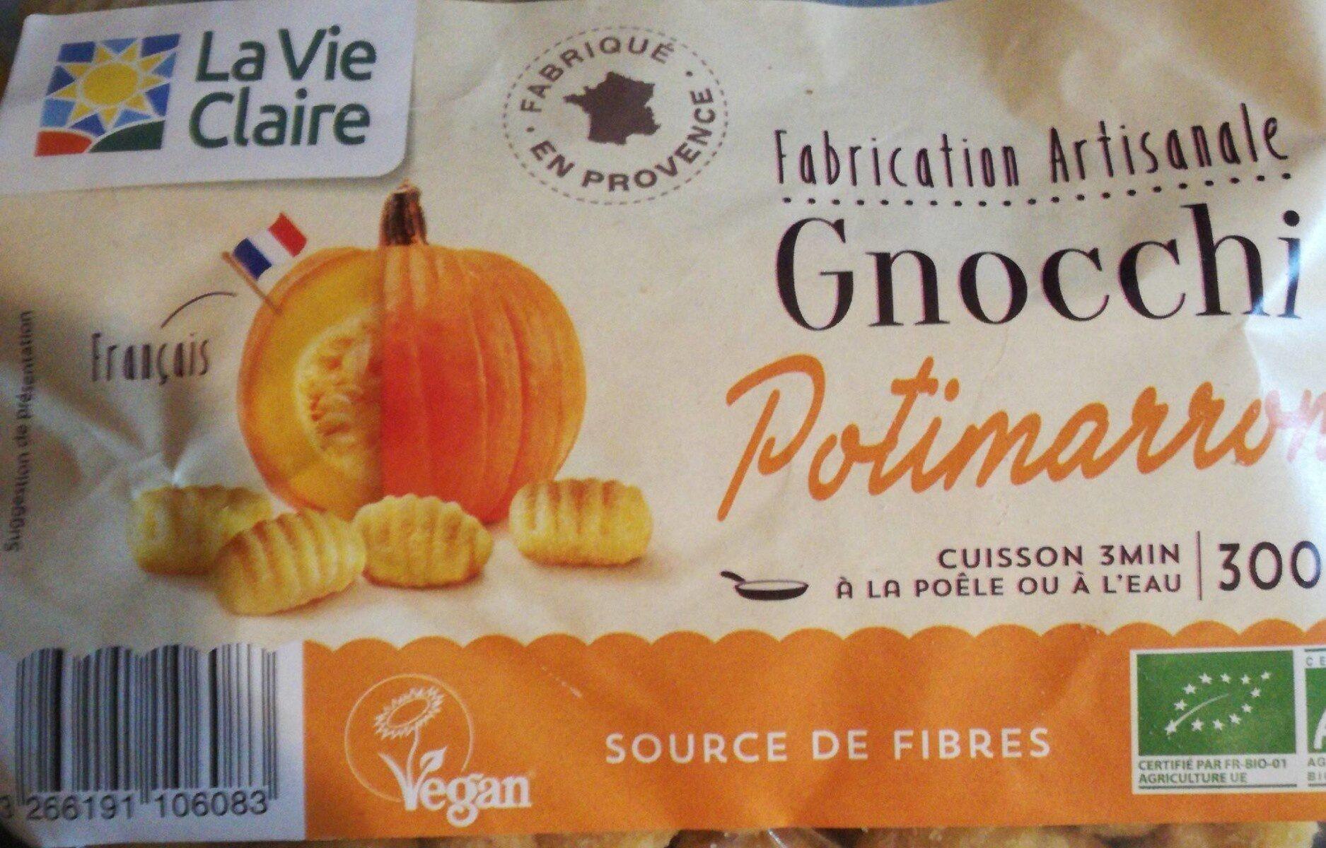 Gnocchi potimarron - Produit - fr