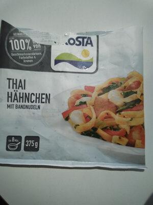 Thai Hähnchen mit Bandnudeln - Produkt - de