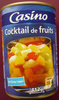 Cocktail de fruits -