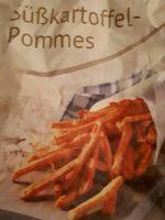 Bofrost Süßkartoffel pommes - Produkt