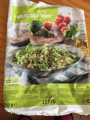 Arroz de brócoli - Produit - es