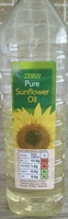 SUNFLOWER OIL - Product