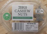 Cashew Nuts - Produit - en