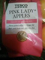 Pink Lady Apples - Produit