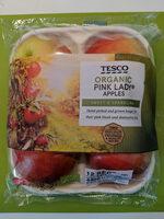 Organic Pink Lady® Apples - Produit