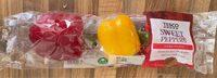 Sweet peppers - Produit - en