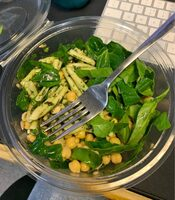 Pesto Pasta & Chickpea salad bowl - Product