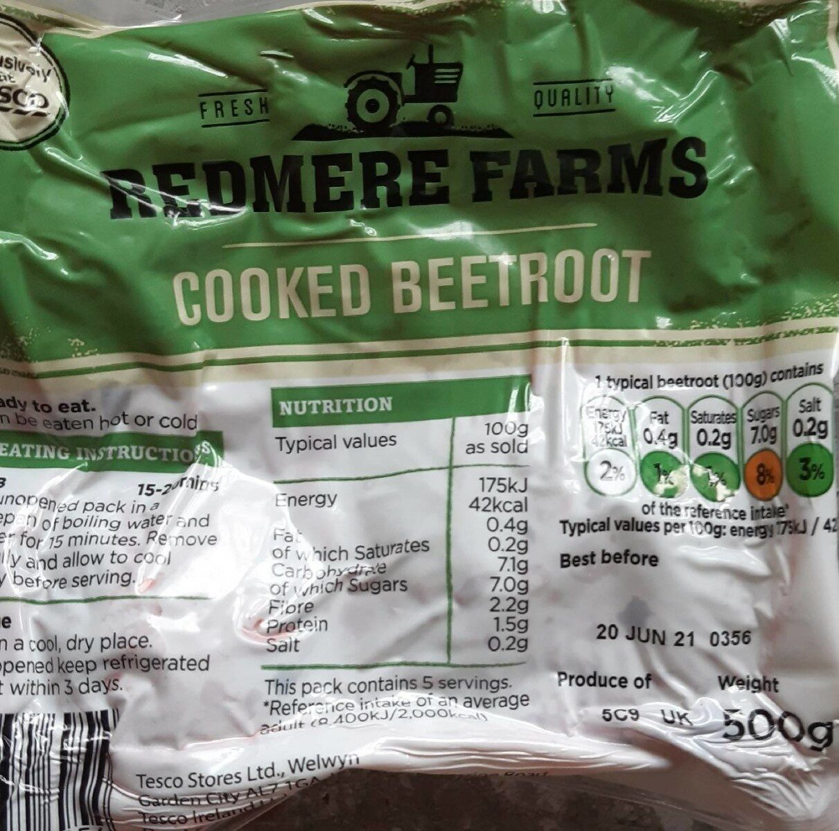 Redmere farms - Prodotto - en
