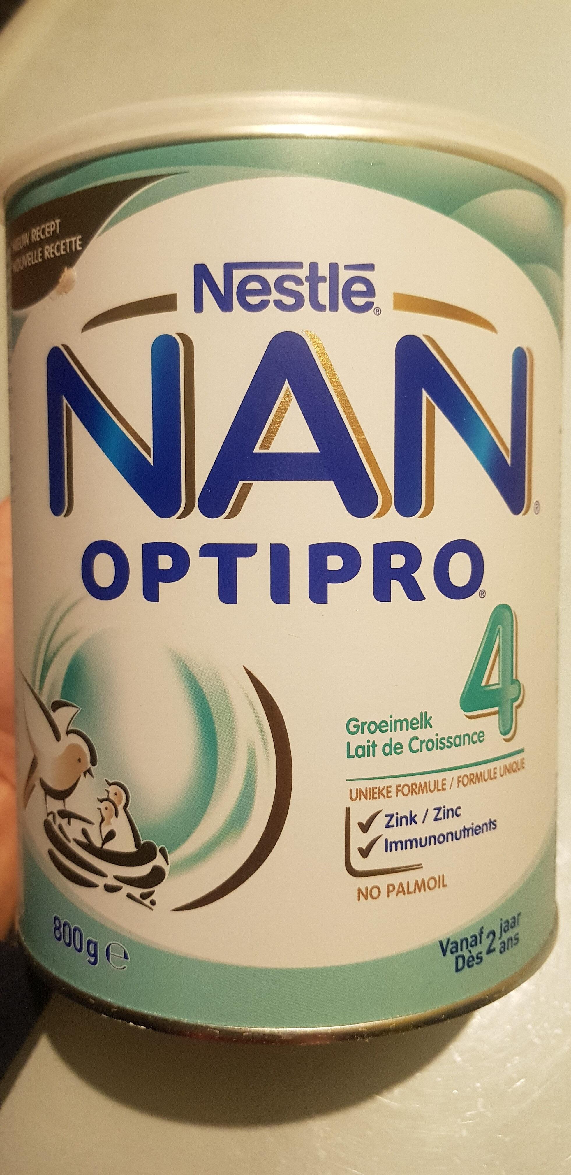 NAN OPTIPRO 4 - Product - fr