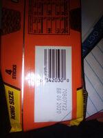 Crispy Wafers Sticks - Product - en
