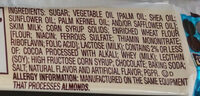 Cookies 'n' creme - Ingredients - en