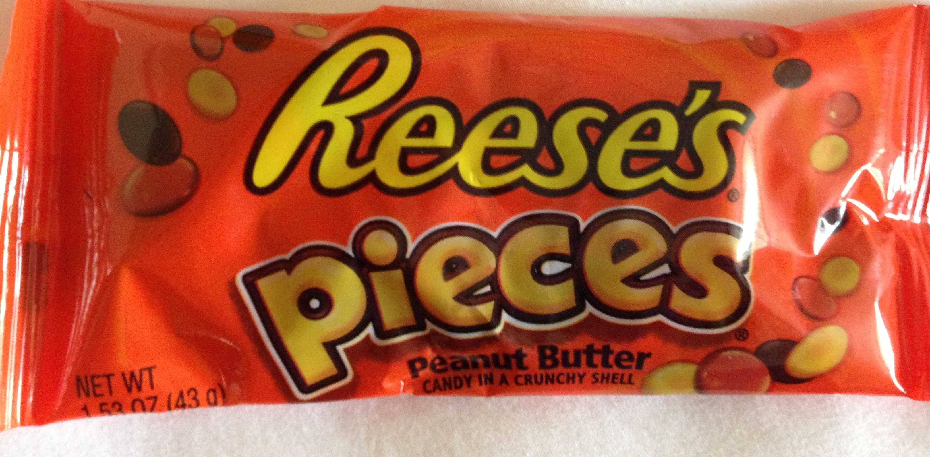 Pieces Candy In A Crunchy Shell - Product