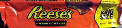 King Size Peanut Butter Cups - Product