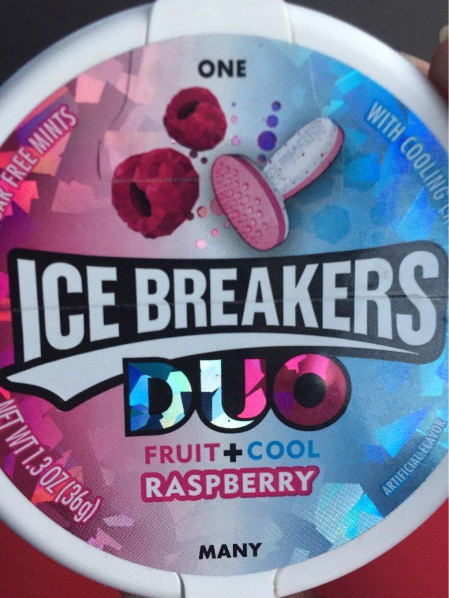 Fruit + cool sugar free mints - Produit - fr