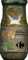 """Brotes de judía mungo en conserva ecológicas """"Carrefour Bio"""" - Produit - es"""