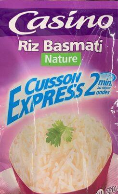 Riz Basmati - Prodotto - fr