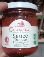 Sauce tomate Provencale - Produit - fr