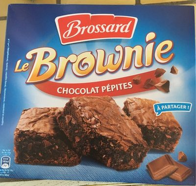 Brownie chocolat pépites - Product