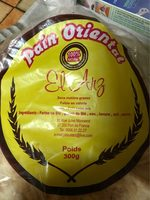 Pain oriental - Product