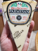Parmesan Cheese - Product - en