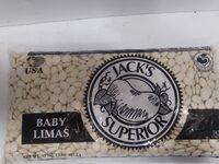 Dry Lima Beans - Product - en