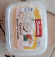 salade de poulet - Produit - fr