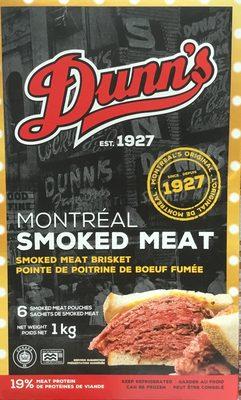 Montréal Smoked Meat - Produit - fr