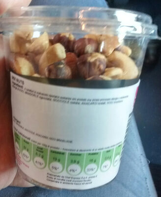 mix nuts - Product