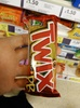 Twix Peanut Butter - Product