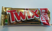 Twix Cookie Bars - Product