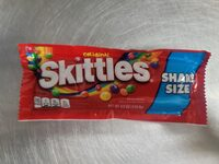 skittles - Nutrition facts - en