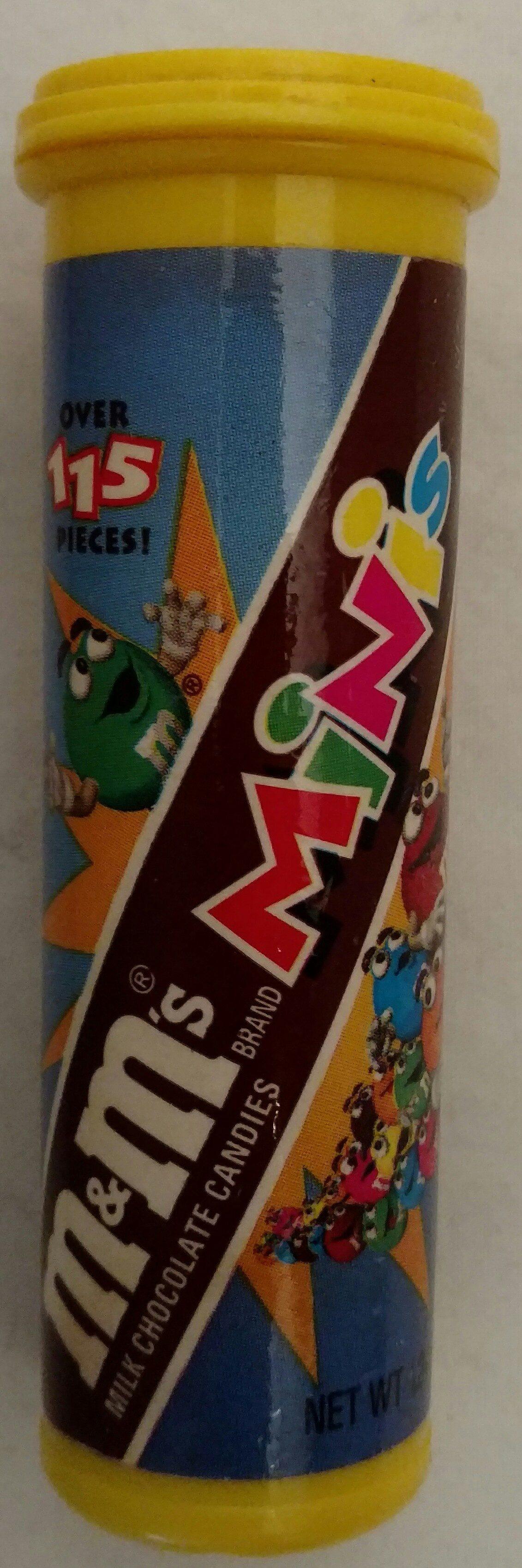M&M's Minis - Product - en