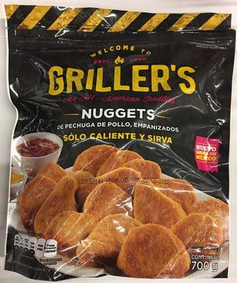 Nuggets de pechuga de pollo Empanizados - Producto - es