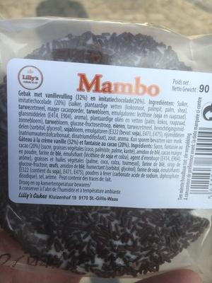Mambo - Produit - fr