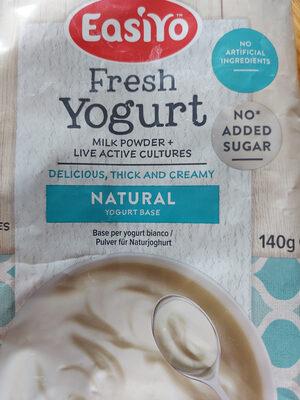 Freiheit Yoghurt Natural - Product - es