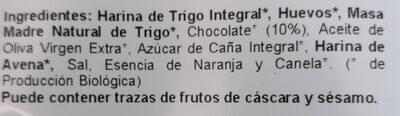 Freiheit Yoghurt Natural - Ingrediënten - es