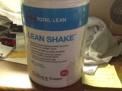 Lean Shake - Product